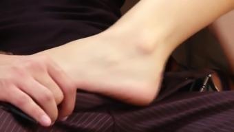 Rectum Verdict Cum On Both feet