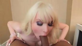 Sarina vs BBC Bareback and large Cock