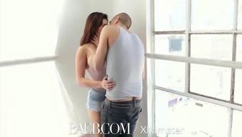 BAEB Missy Leah Gotti seduces and fucks photographer
