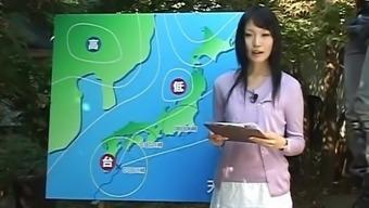 Name of Japanese JAV Female Reports Anchor?