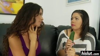 jewels olive and danica dillon persuade cock