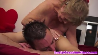 Bad fats gilf fucked in college dorm by great cock