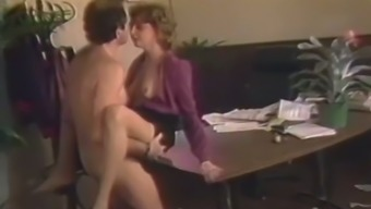 Perverted residence warden fucks horny girlfriend to the existing ones