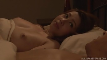 Kazama Yumi take pleasure in a hot love-making appointment utilizing a perverted fellow