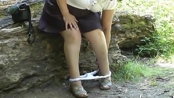 upskirt bum within the jungles part two.mp4