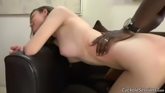 naughty cuckold prescription his sizzling spiteful lady jay taylor unfold her legs at once for big optimal cock