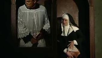 Cum Ingesting Nun