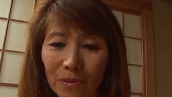 Trimmed Mature Japanese Enjoy Fuck