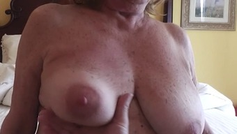 Busty Mature Martiddds: Naturally-occuring Great Titties Around Handled
