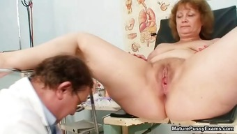 Grimy medical professional fucking his age patient part5