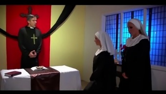 Entertaining With Nuns