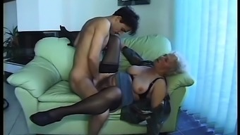big tits mom need to have a solid cock