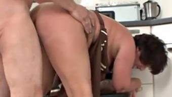 A language like german milf eat plumbing technician cock