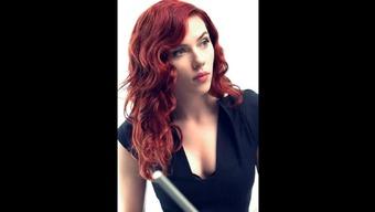 Scarlett Johansson generally known as Black Widow