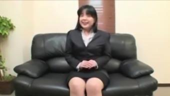 Japanese Chubby Age Creampie Naomi Okumura 40years