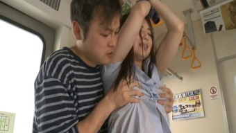 Akiho Yoshizawa is all good at reckless love-making and she or he seldom misses to peak