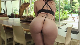 Big breasted dark mama Sara Jay really likes in the event that her man licks her kitty lots