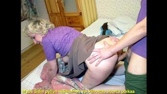Slideshow along with Finnish Captions: Mom Natasa 1(one)