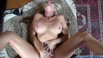 Sex with Stepmom with the use of Jodi Western