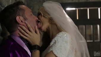 Exciting Jessica Drake Goes Dedicated In her own Marriage ceremony Night time