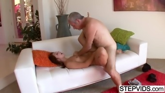 ariana large seducing her perverted stepdad