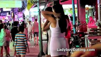 Ok Stupid ass Far eastern Ladyboy