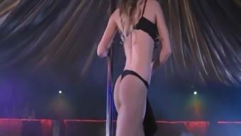 Viola Bailey Heated Striptease