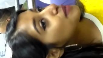 Indian faceshot