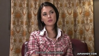 Famous Japanese people Maria Ozawa inside a sizzling meet and even more
