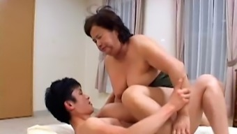 Chinese Mature female component 2