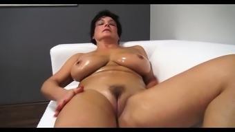 Gorgeous skubotumas oil over and fucks Jane from dates25com