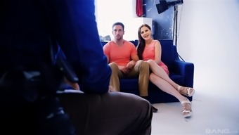 Tina Kay is basically a kinky chick who exactly treasures opening her legs at once for getting a dick