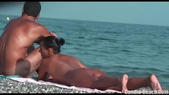 Beginner Large Butt Nudist Milfs Seaside Voyeur High definition Cam Secret Video