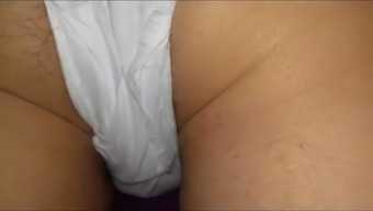Furry Milf's Stupid ass in Menstrual cycles Stap - Non Naked