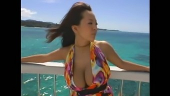 Hitomi Tanaka homage (regarding the large tits and oriental lovers)