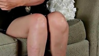 Why is it that milfs absolutely adore wearing pantyhose?