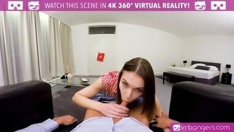 VR PORN - My Attractive Wayward Babysitter