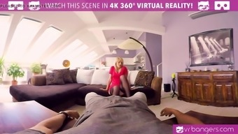 VR PORN- KATY Rebeled Woman IN Scarlet