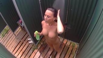 Public Pool´s Bathe Voyeur