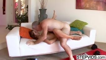 ariana wonderful attracting her perverted stepdad
