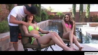 leah gotti & kimmy granger young adult threesome