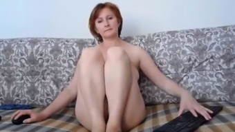 Czech momma superb tits and wonderful pussy