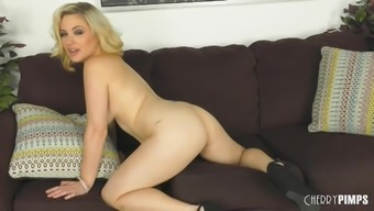 Jessica Ryan serves as a pale elegance needing a hunk's huge cock