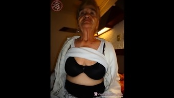 OmaGeiL Home made Granny BBW Photograph Selection
