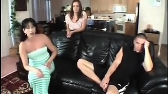 Stepmom get female descendant and bloke fucking,More On HDMilfCam,com