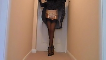 Vintage Ensemble And Panties Level three(3)