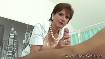 Lady sonia tits close up