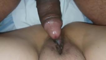 whore wife cumshot inside