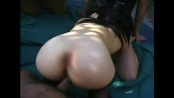 Midgets large booty