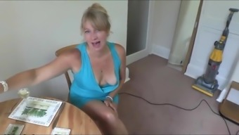 My sizzling neighbour downblouse 01